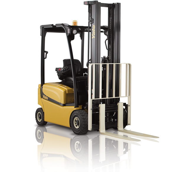 Yale ERP 16 VF Specifications & Technical Data (2010-2013