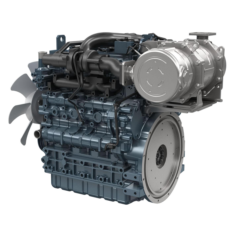 Kubota V3307-CR-T-E4B Specifications & Technical Data (2017-2019
