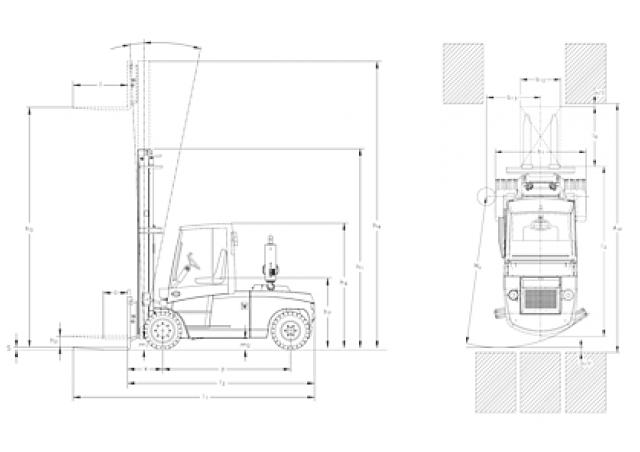Dantruck 9476 Power Specifications Technical Data 2007 2013