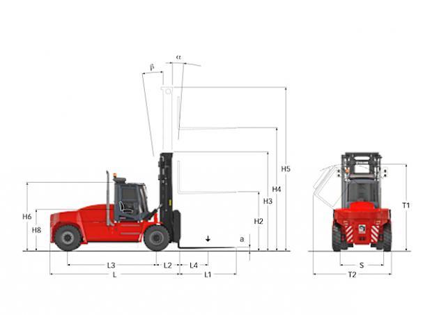 kalmar dcg 100 6 specifications technical data 2012 2018 rh lectura specs com