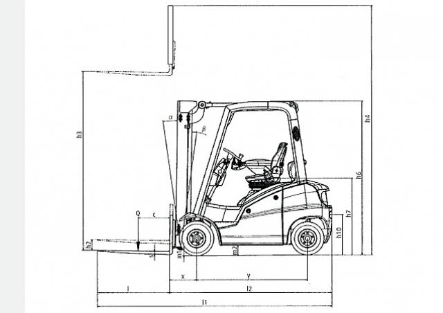 Linde H 16 D Specifications & Technical Data (2006-2018 ...
