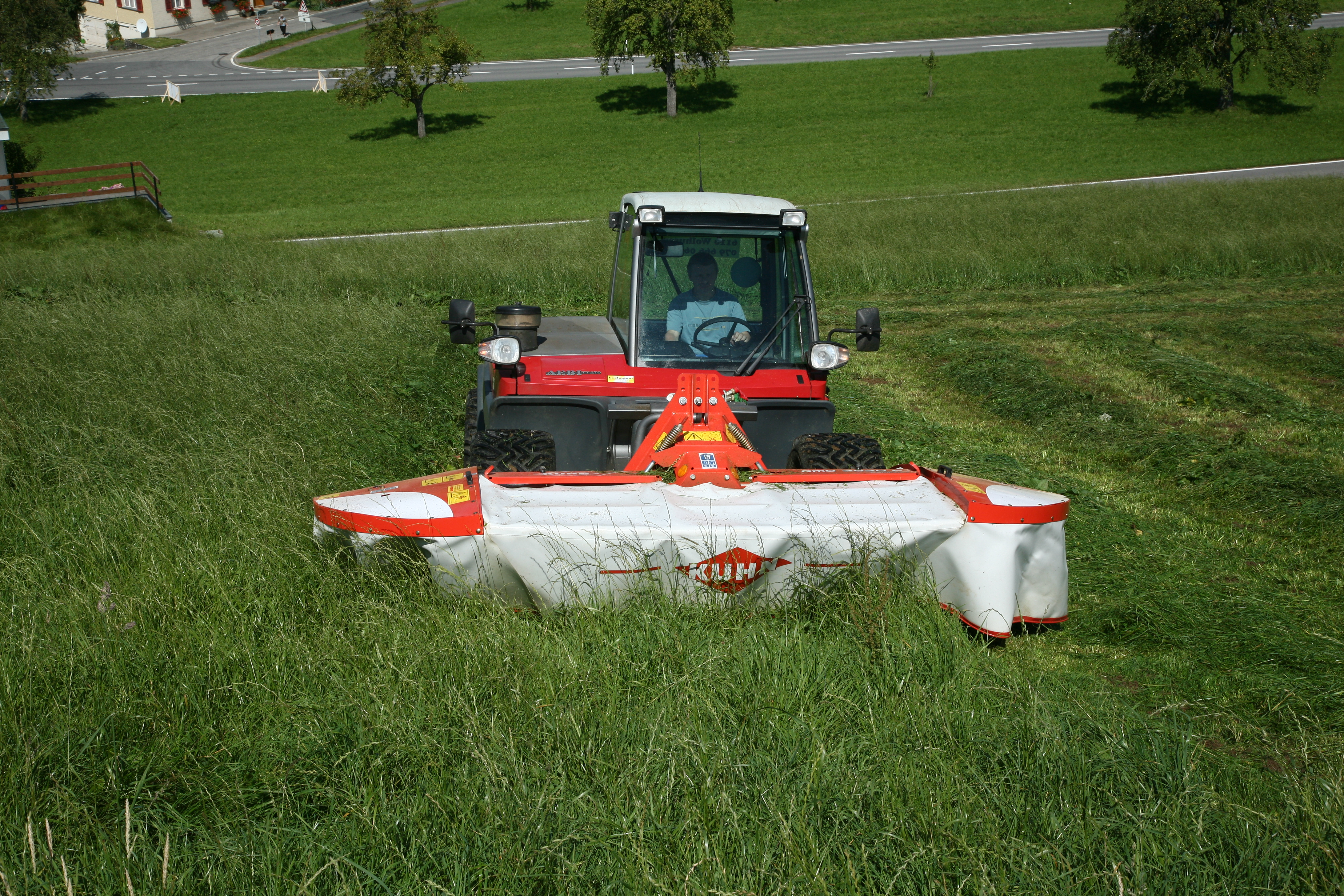 Kuhn GMD 2820 F-FF Specifications & Technical Data (2015