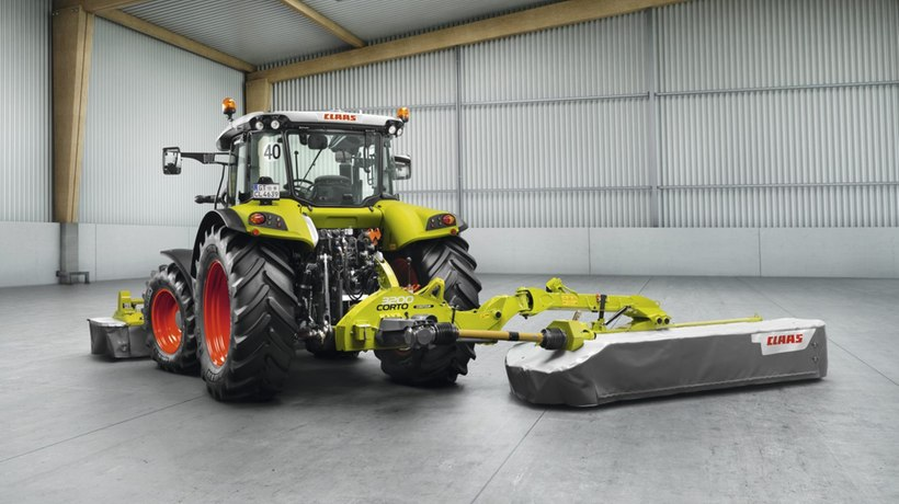 Claas Corto 3200 F Forage Mower