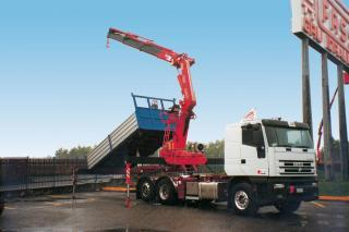 Fassi F 380 A 26 Specifications & Technical Data (1997-2006