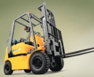 how to get 2 years of forklift experience