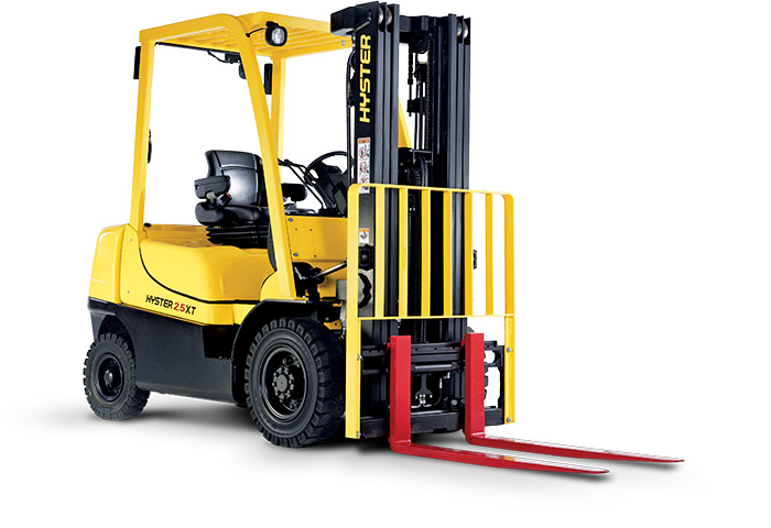 Hyster H2 5XT Specifications & Technical Data (2016-2019) | LECTURA