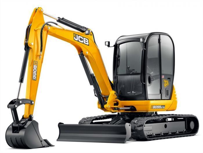 Jcb 8025 Manual