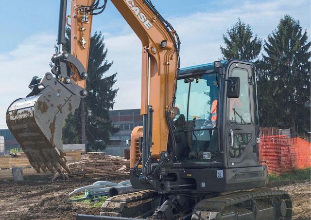Case Cx60c Excavator Specs 2017 2020 Diggers Lectura Specs