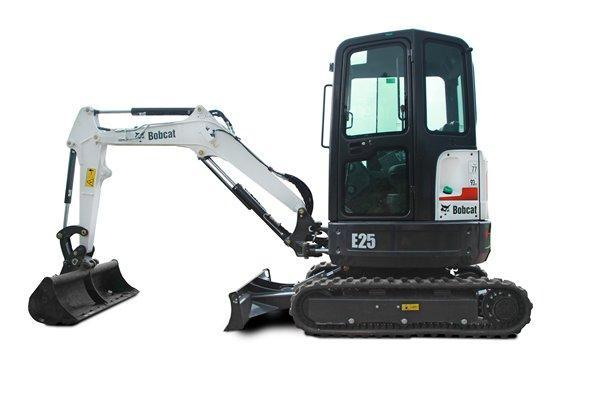 Bobcat E25 Specifications & Technical Data (2012-2018