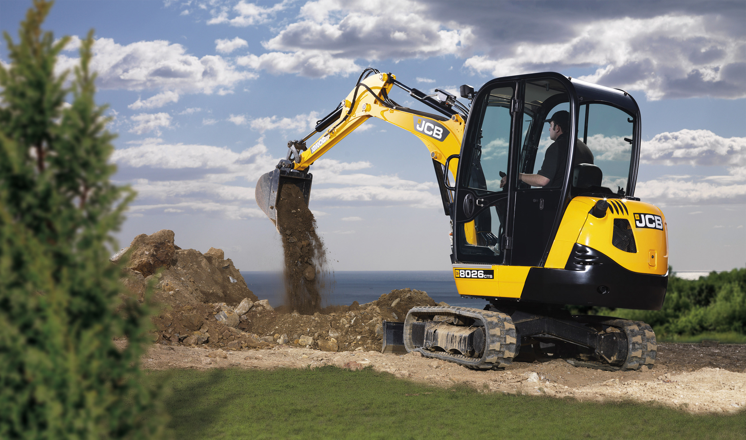 JCB 8026 CTS Specifications & Technical Data (2013-2019)   LECTURA Specs
