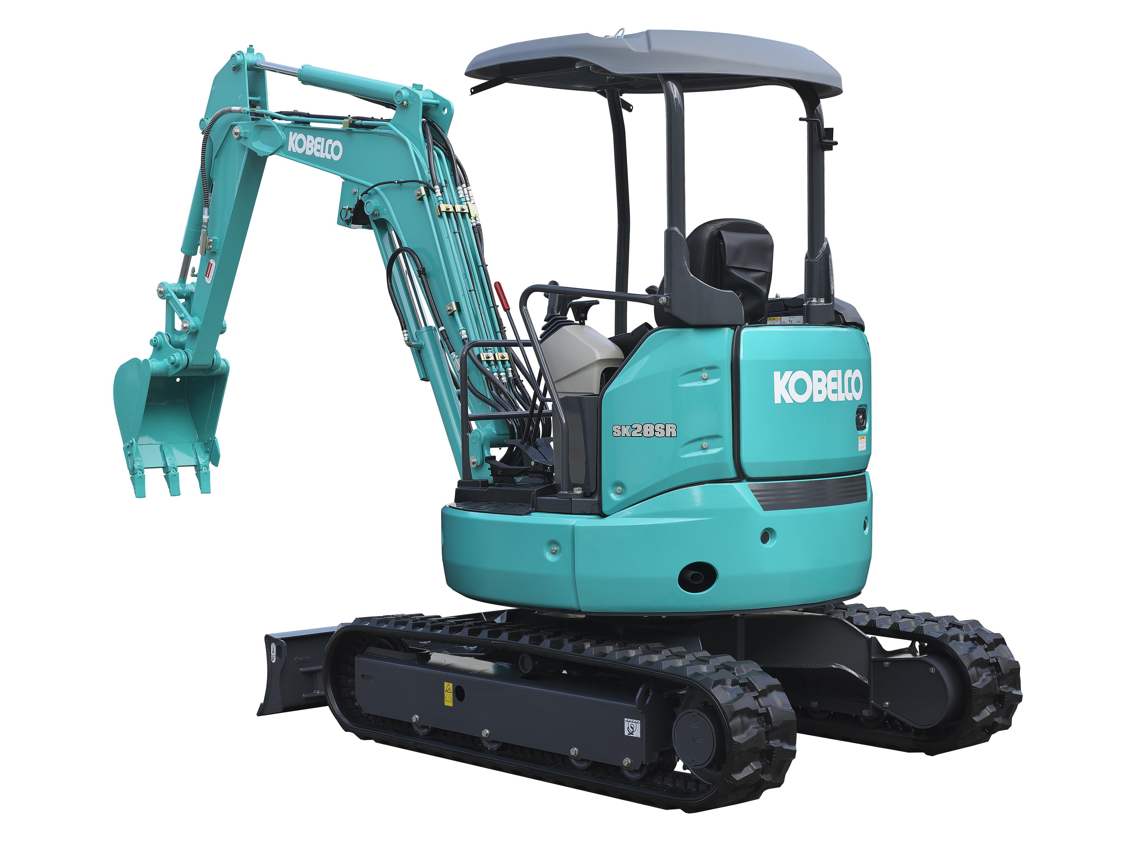 Kobelco Sk 28 Sr 6 Excavator Specs 2016 2018 Diggers Lectura Specs