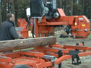 Wood-Mizer LT 70 AHDE 25 S Specifications & Technical Data