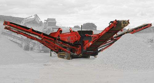 Weight: 43.23t – Transport length: 18.9m – Transport width: 3m – Transport  height: 3.5m – Type of screen: MS – Plant type: RM