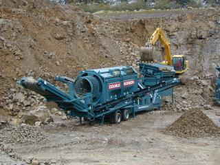 Find all Powerscreen-related specifications, technical data