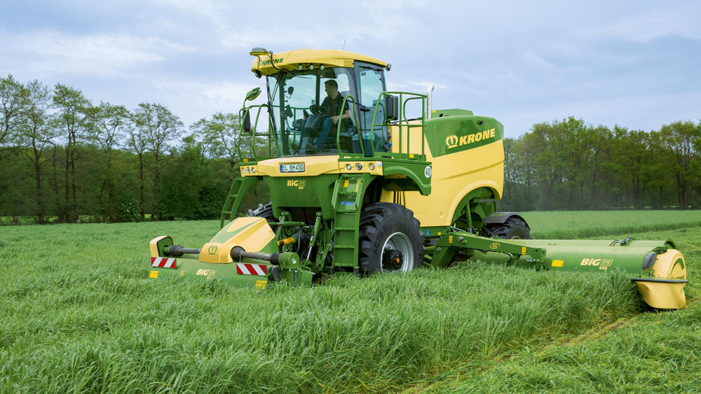 Find All Krone Related Specifications Technical Data And