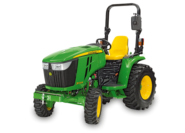 John Deere 3033 : John deere r specifications technical data