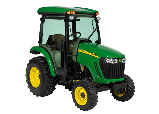 Gemeinsame John Deere 3320 Specifications & Technical Data (2004-2014 &SO_93
