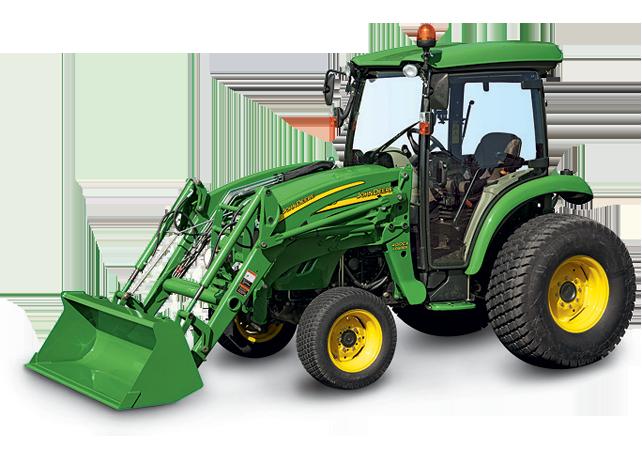John Deere 4720 Compact Utility Tractor