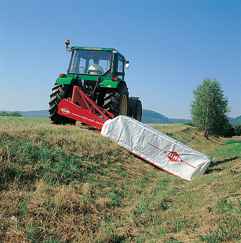 Kuhn GMD 600 GII Specifications & Technical Data (2010-2014