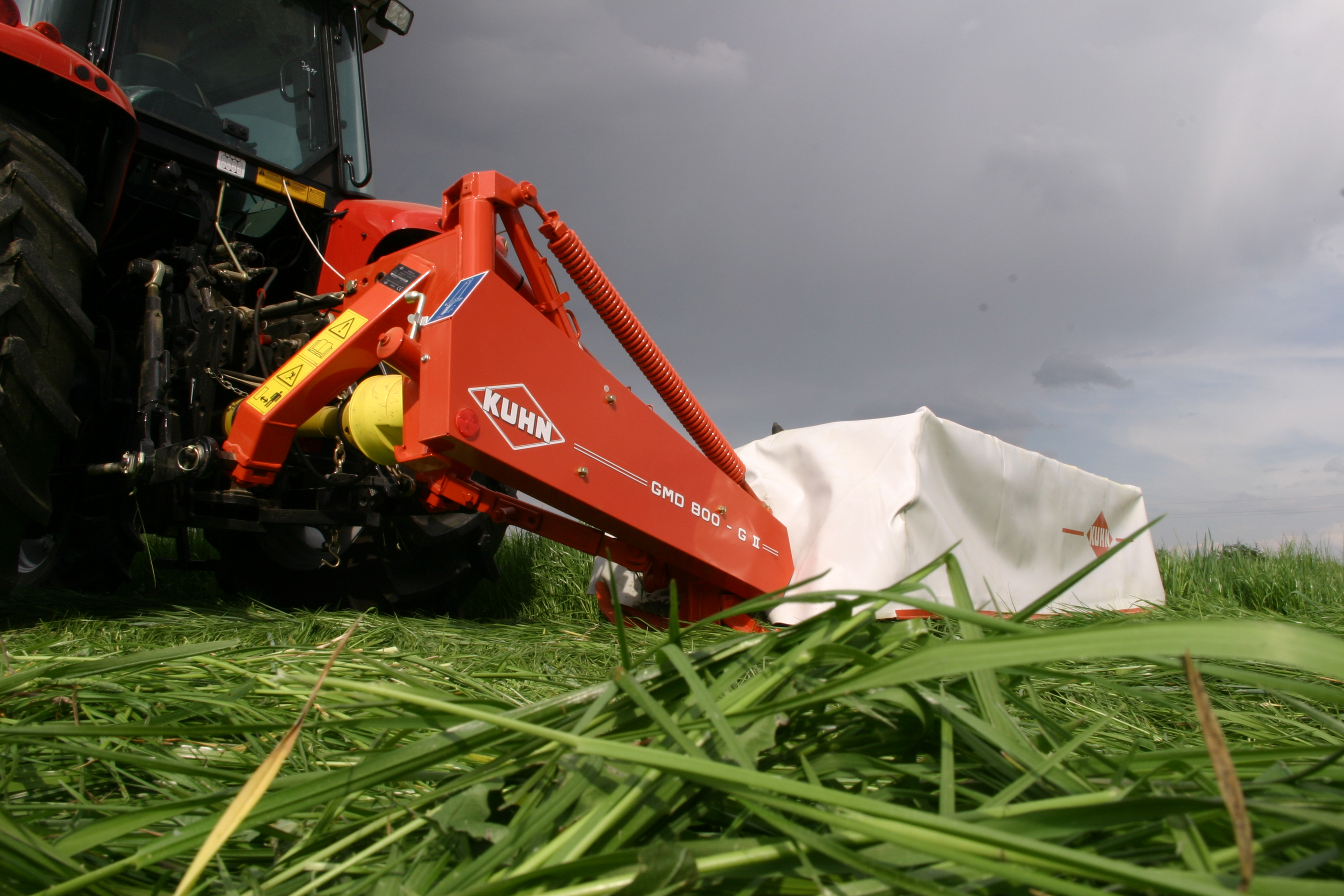 Kuhn GMD 800 GII Specifications & Technical Data (2010-2014