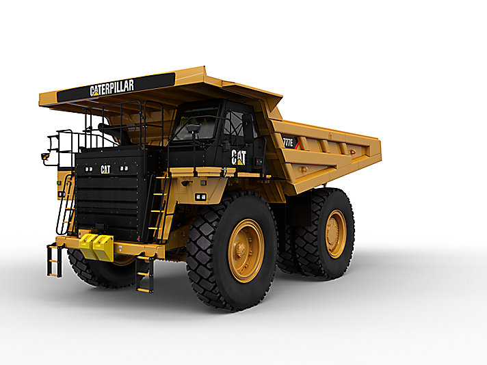 Caterpillar 777e Specifications Technical Data 2016 2020 Lectura Specs