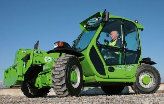 Merlo Panoramic P 25.6 Specifications & Technical Data (2010-2016) | LECTURA Specs