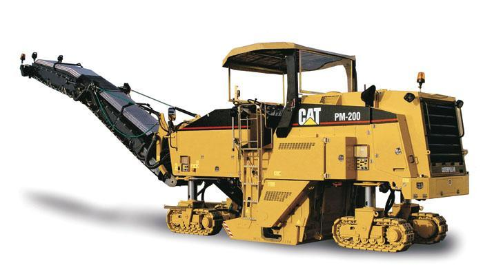 Caterpillar PM200 Straßenfräse
