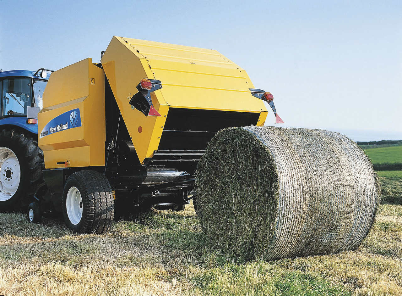 New Holland BR 6090 Combi Specifications & Technical Data (2008-2016