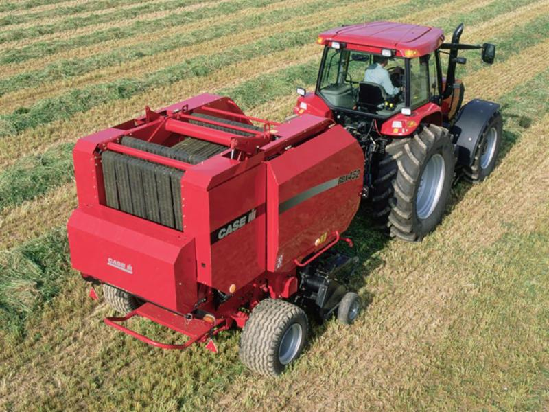 Case IH RBX 452 IS Specifications & Technical Data (2002
