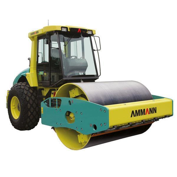 Ammann roller
