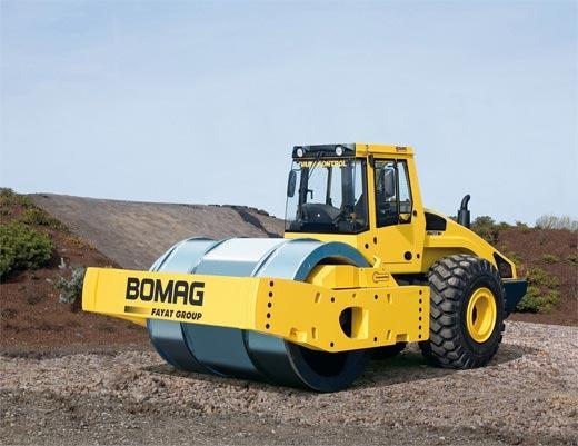 Bomag    BW       332    DEEP Impact Specifications   Technical Data  20102016    LECTURA Specs