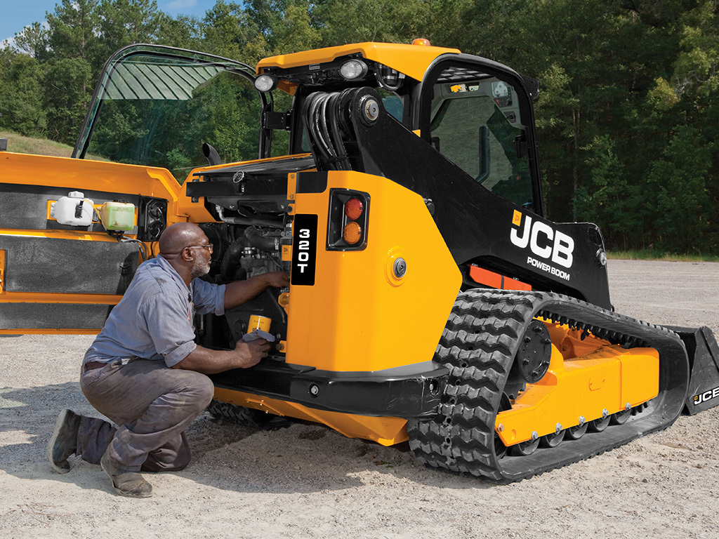 Jcb 260t Specifications Amp Technical Data 2013 2017