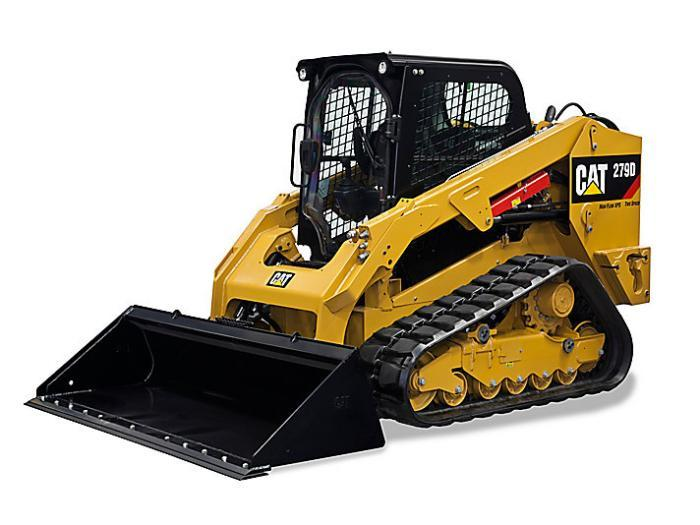 Caterpillar 279D Skid Steer Loader