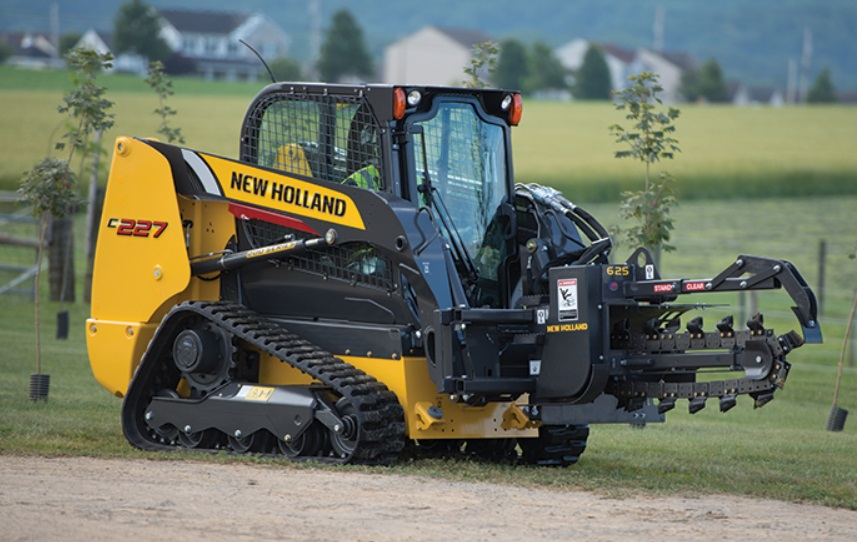 New Holland C227 Specifications Amp Technical Data 2011