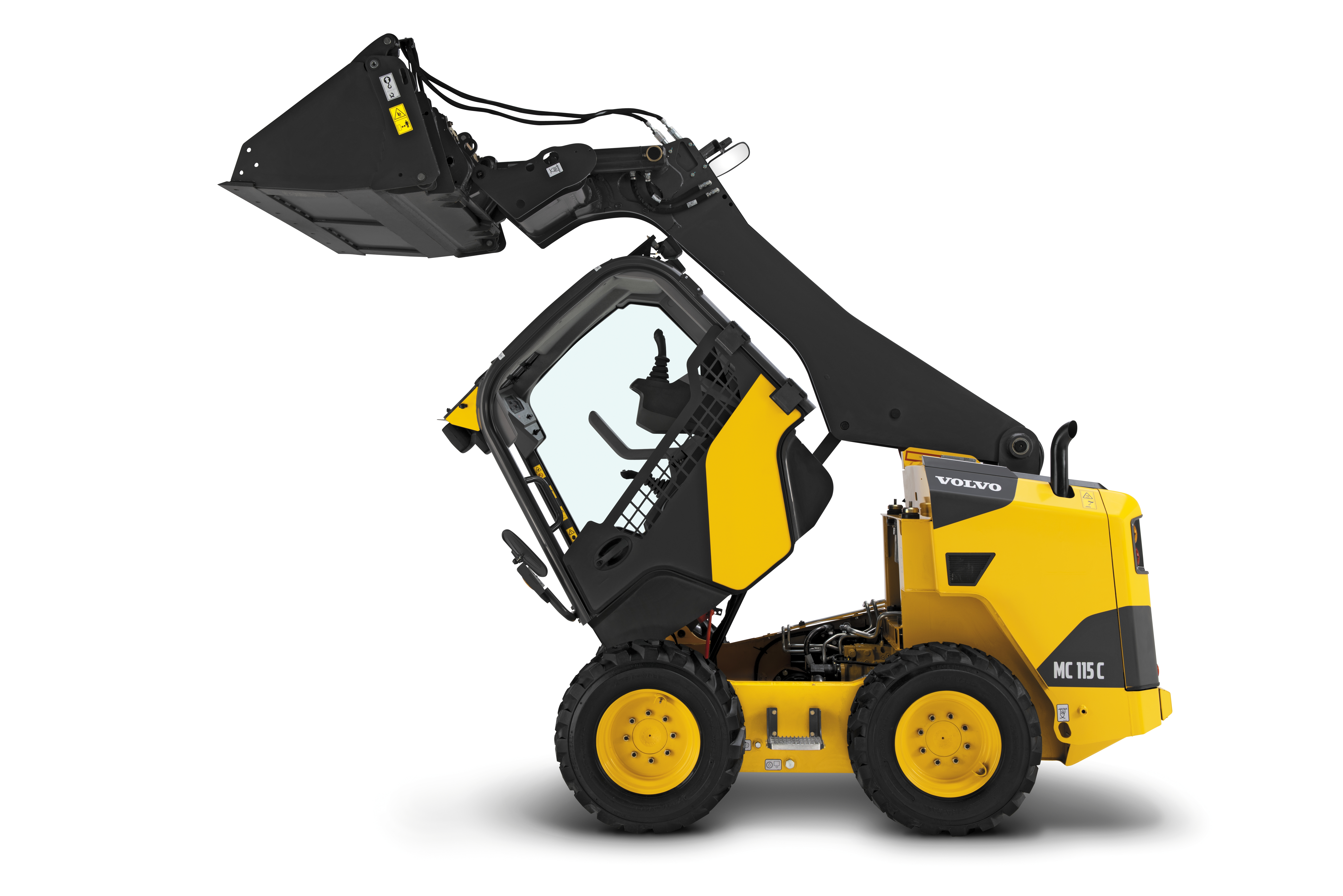 Volvo Skid Steer >> Volvo Mc 115 C Specifications Technical Data 2013 2015 Lectura