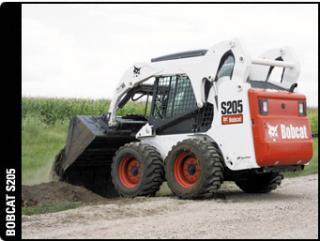 Bobcat S 205 H Specifications & Technical Data (2005-2013