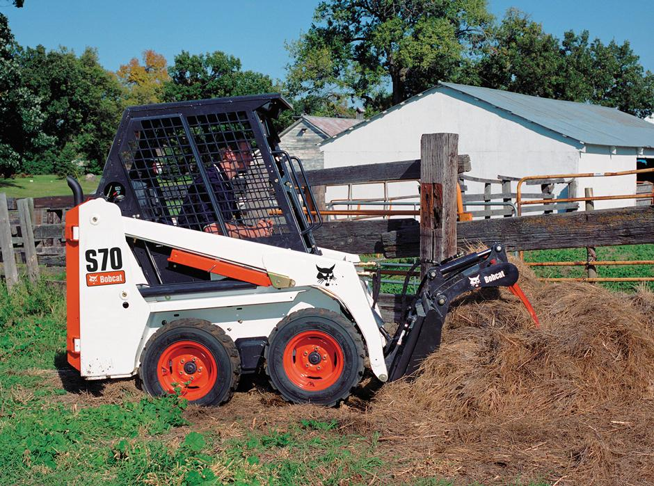 Bobcat S70 Specifications Amp Technical Data 2008 2017