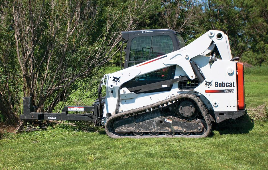 Bobcat T650 Specifications & Technical Data (2017-2019