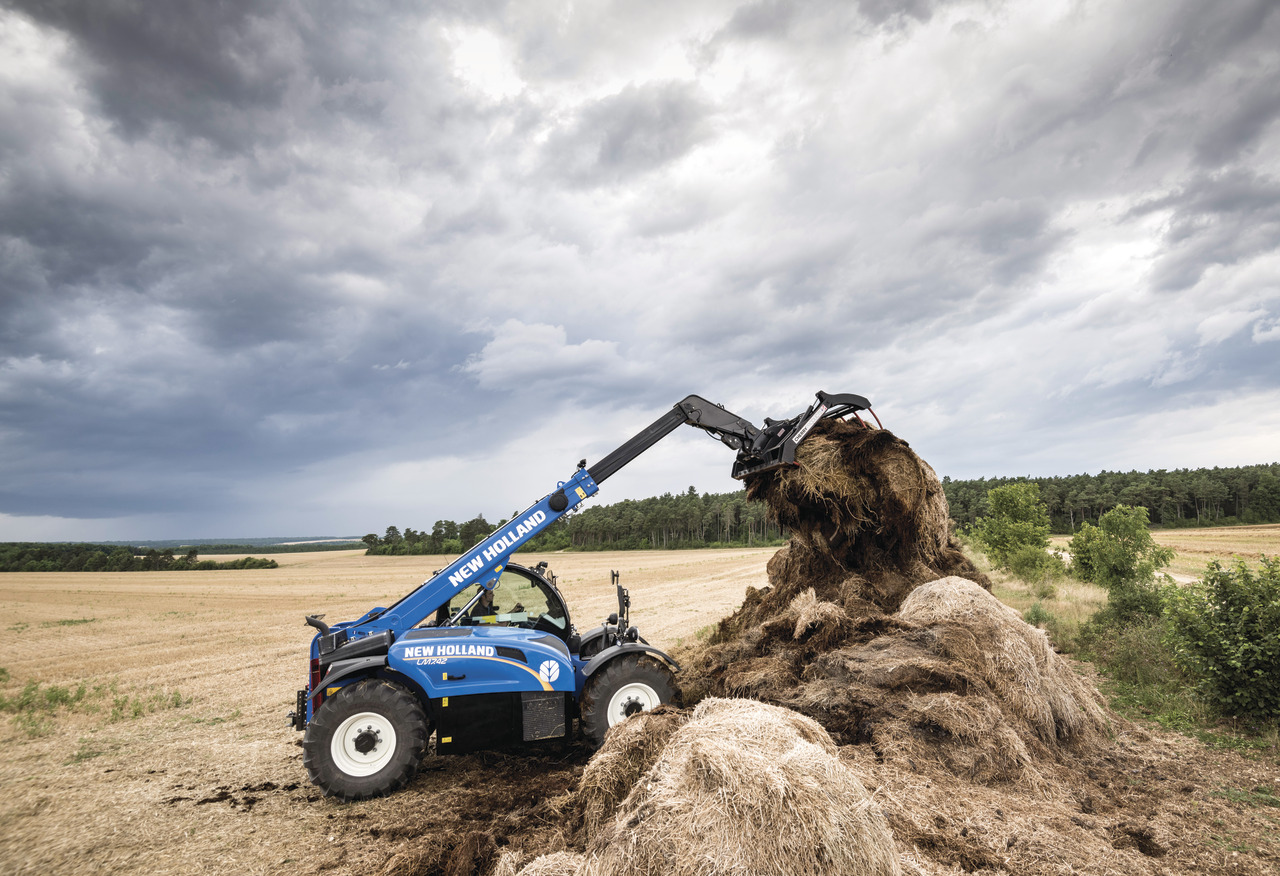 New Holland Lm 7 42 Elite Specifications  U0026 Technical Data