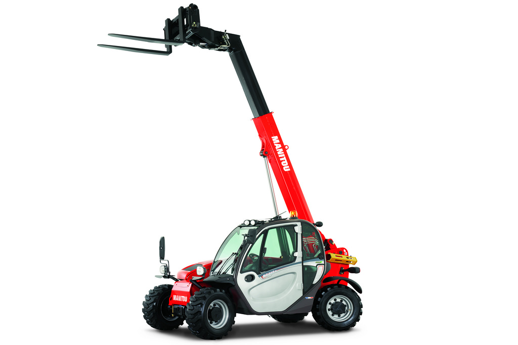 Manitou MT 625 H Easy Specifications & Technical Data (2016