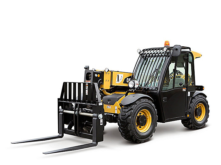 Caterpillar TH255C Specifications & Technical Data (2012-2017