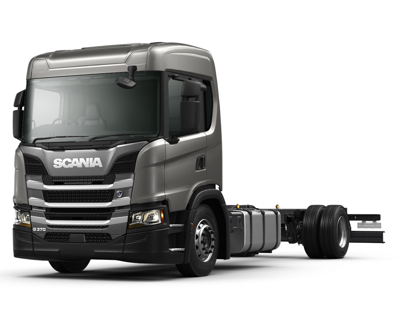 Scania G 370 B4x2NA Specifications & Technical Data (2019-2019