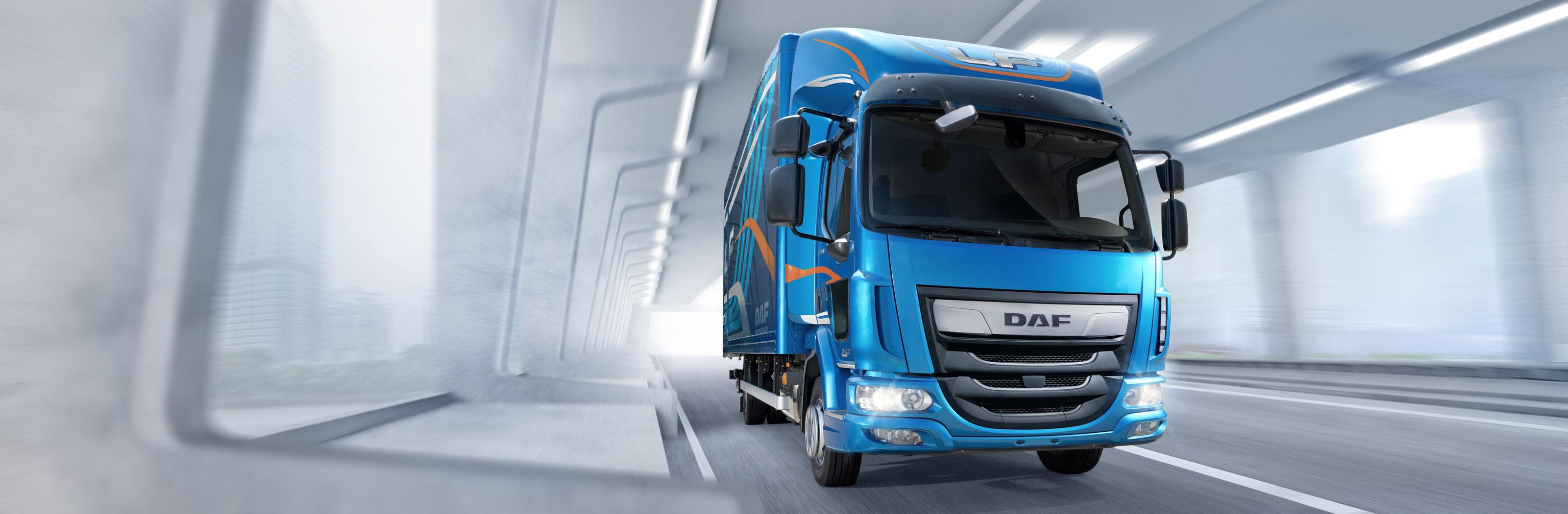 DAF LF 230 FA Tipper Truck