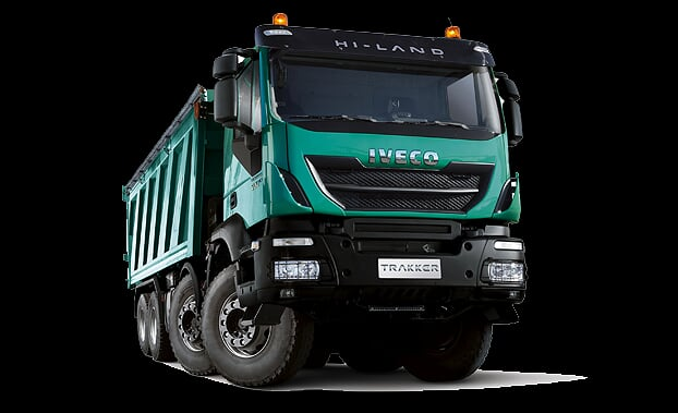 Iveco Trakker AT260T33 Tipper Truck