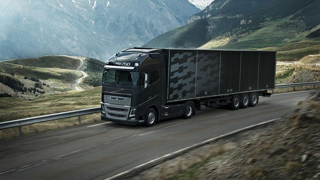 Volvo Trucks FH16 6x4 Fernverkehr LKW