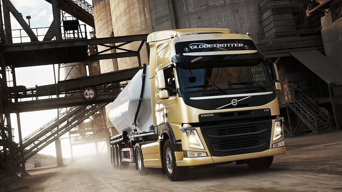 Volvo Trucks FM13 6x4 Fernverkehr LKW