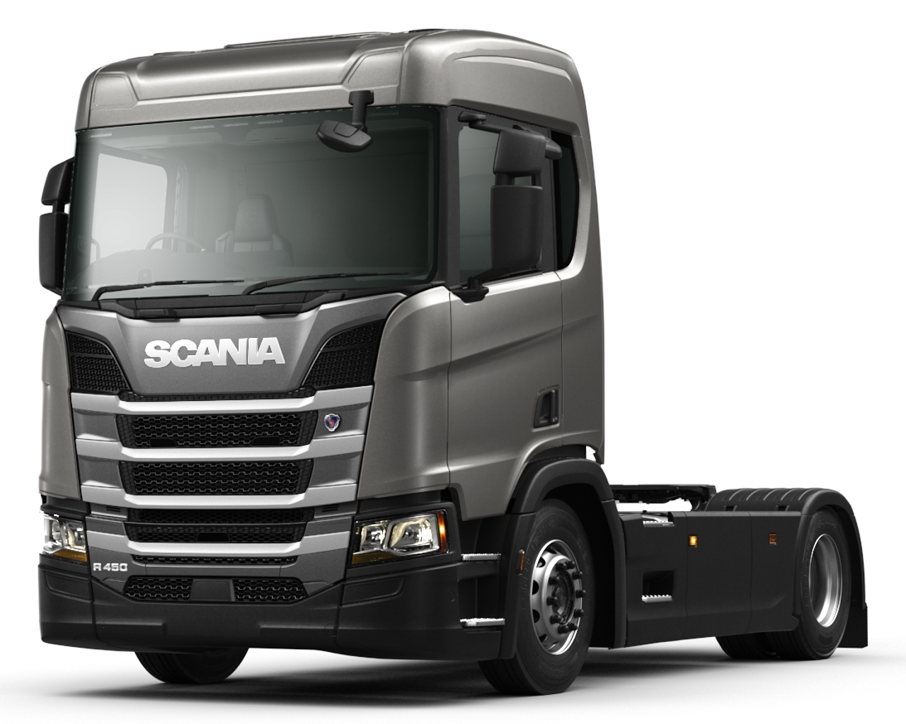 Scania R 450 A4x2NA Specifications & Technical Data (2019