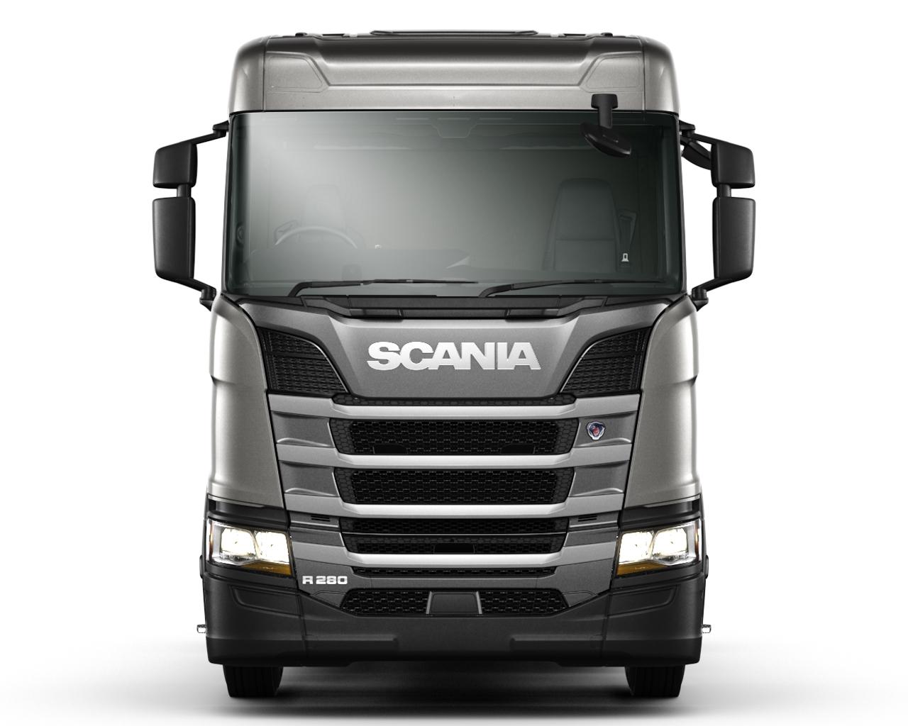 Scania R 730 A4x2NA Fernverkehr LKW