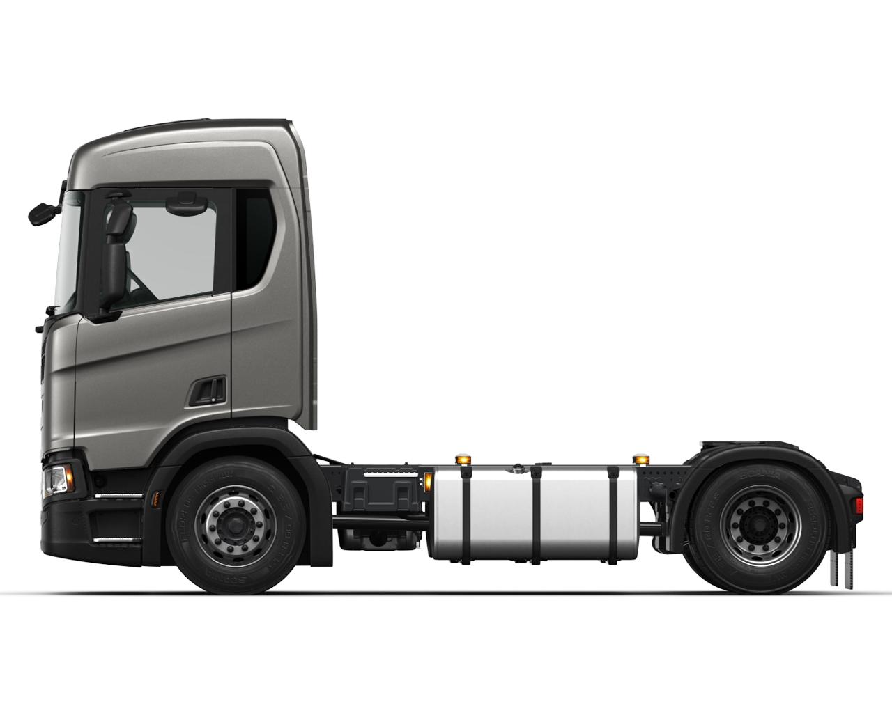 Scania S 520 A4x2NA Fernverkehr LKW
