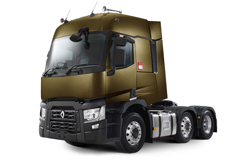 Renault T 440 T6X2 PUSHER TML E6 Specifications & Technical Data